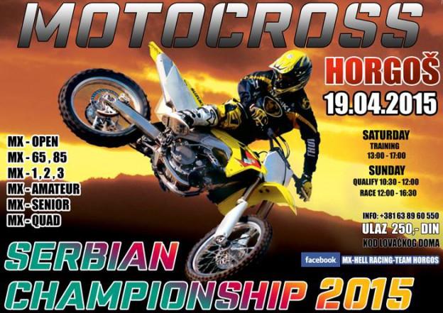 Horgos poster